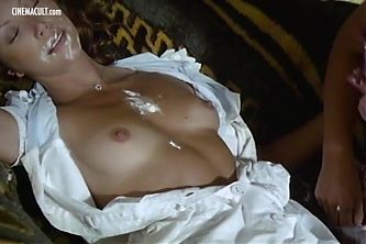 Celebrity Boobs Covered in Whipped Cream Vol. 1