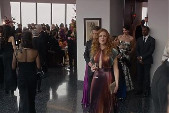 Nicole Kidman, Matilda DeAngelis - The Undoing S1e01