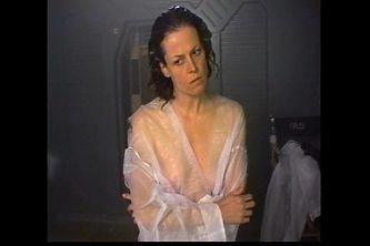 Sigourney Weaver's tits