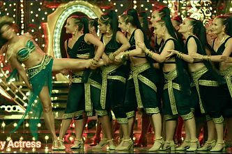 Jacqueline Fernandez Hot Moves Edited With Erotic Sound