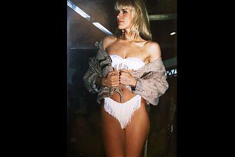 Carol Smillie – Model