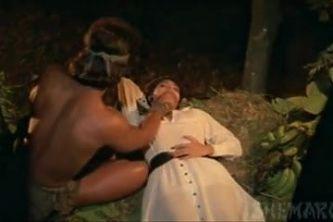Tarzan movie – hot scene