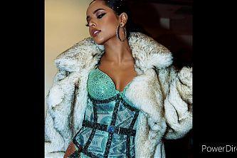 Becky G natti natasha fap tribute boob job