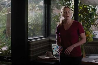 Kate Winslet In The Mountain Between Us (2017)