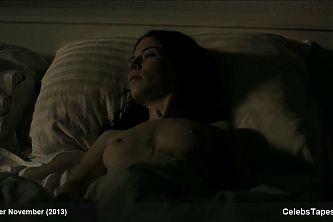 Nora Von Waldstaetten nude topless
