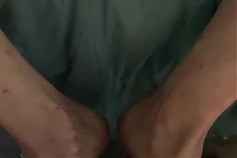 Foot stroking bwc