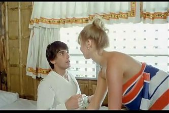 Christina Zierl in Cola Candy Chocolate 1979