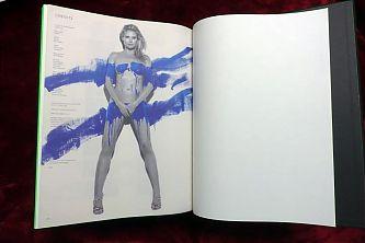 Heidi Klum by RANKIN - Book Flip