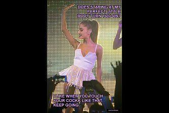Ariana Grande Joi