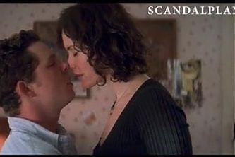 Sarah Paulson Topless Sex Scene On ScandalPlanet.Com