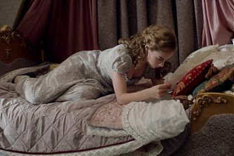 Lily James - War and Peace s1e04